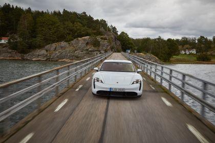2020 Porsche Taycan turbo S 115