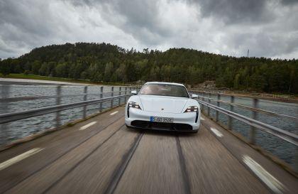 2020 Porsche Taycan turbo S 116