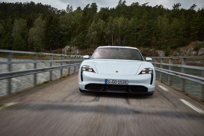 2020 Porsche Taycan turbo S 117