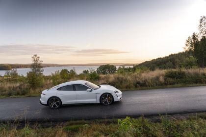 2020 Porsche Taycan turbo S 119