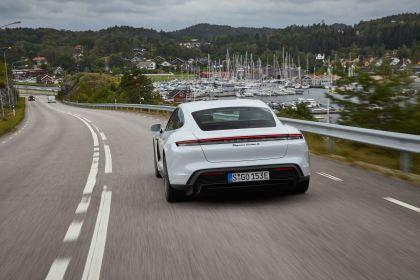 2020 Porsche Taycan turbo S 146
