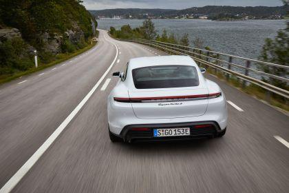 2020 Porsche Taycan turbo S 149