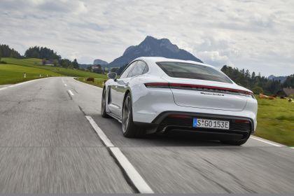 2020 Porsche Taycan turbo S 150