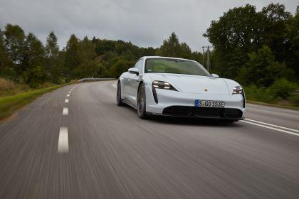 2020 Porsche Taycan turbo S 155