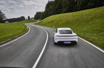 2020 Porsche Taycan turbo S 156