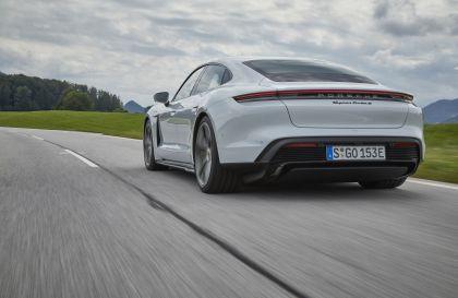 2020 Porsche Taycan turbo S 157