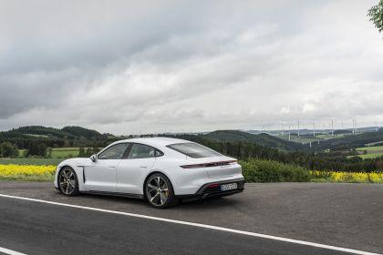 2020 Porsche Taycan turbo S 161