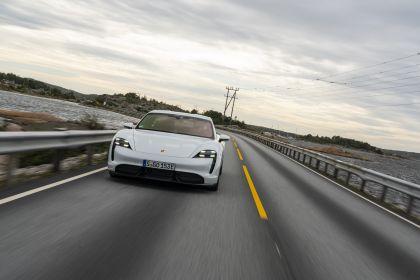 2020 Porsche Taycan turbo S 162