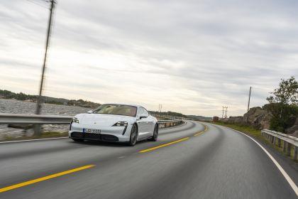 2020 Porsche Taycan turbo S 164