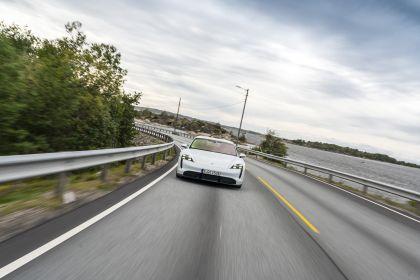 2020 Porsche Taycan turbo S 166