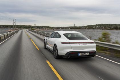 2020 Porsche Taycan turbo S 168