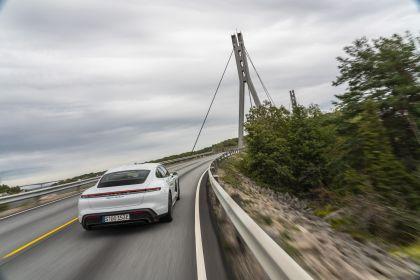 2020 Porsche Taycan turbo S 170