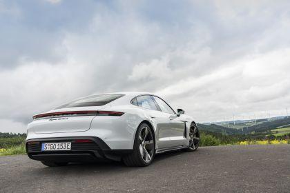 2020 Porsche Taycan turbo S 173
