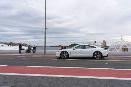 2020 Porsche Taycan turbo S 176