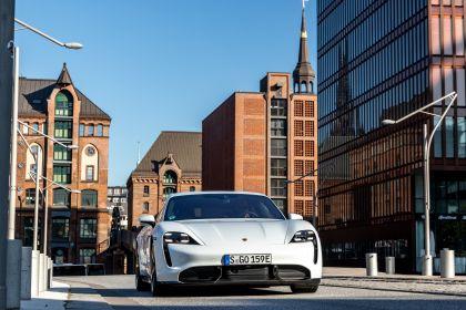2020 Porsche Taycan turbo S 197
