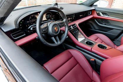 2020 Porsche Taycan turbo S 250