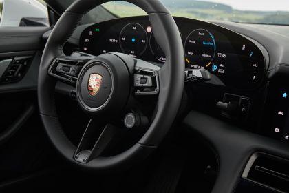 2020 Porsche Taycan turbo S 263