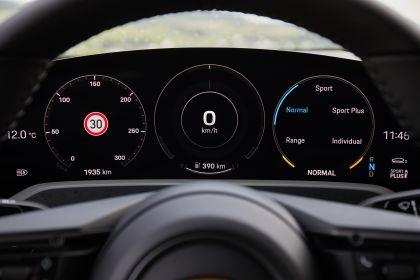 2020 Porsche Taycan turbo S 266