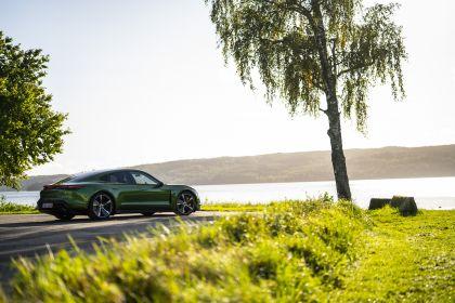 2020 Porsche Taycan turbo S 292