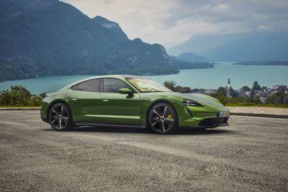 2020 Porsche Taycan turbo S 304