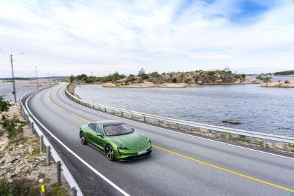 2020 Porsche Taycan turbo S 308