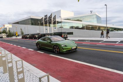 2020 Porsche Taycan turbo S 316