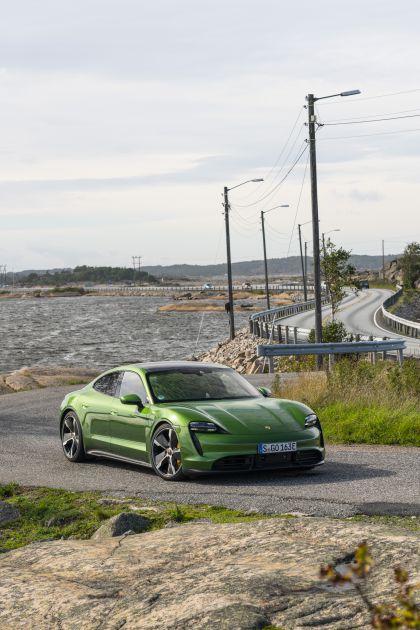2020 Porsche Taycan turbo S 321