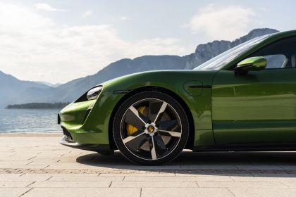 2020 Porsche Taycan turbo S 342