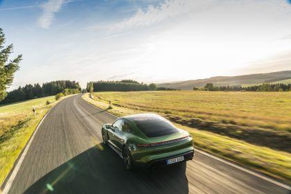 2020 Porsche Taycan turbo S 353