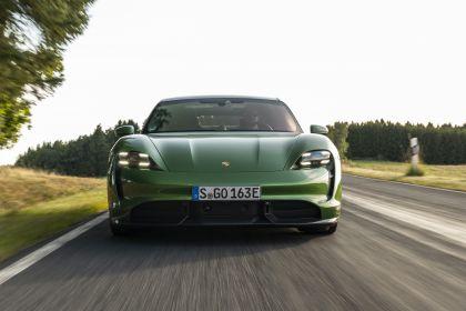 2020 Porsche Taycan turbo S 359