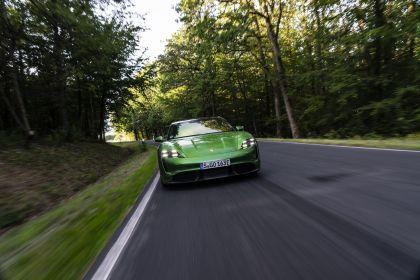 2020 Porsche Taycan turbo S 366