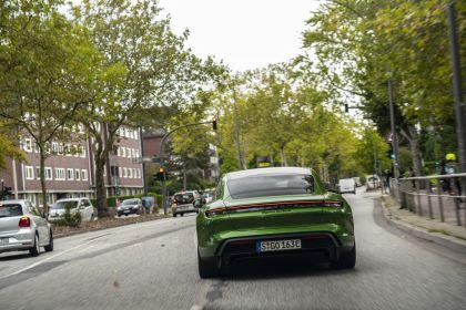 2020 Porsche Taycan turbo S 387