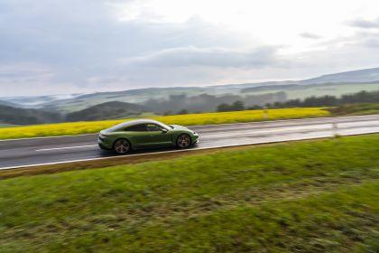 2020 Porsche Taycan turbo S 390