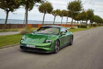2020 Porsche Taycan turbo S 394