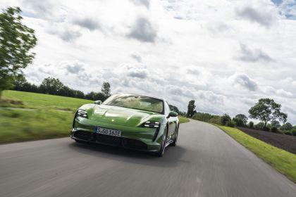 2020 Porsche Taycan turbo S 396
