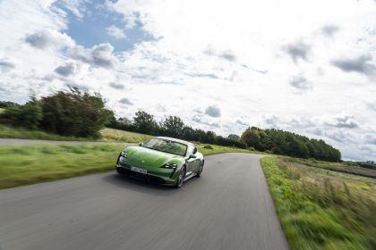 2020 Porsche Taycan turbo S 399