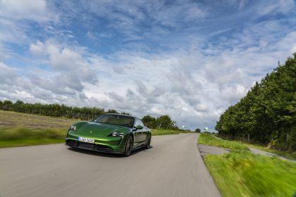 2020 Porsche Taycan turbo S 404