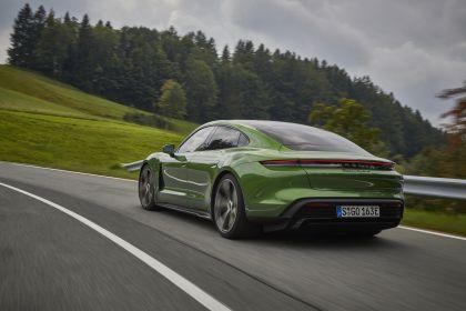 2020 Porsche Taycan turbo S 420