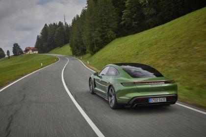 2020 Porsche Taycan turbo S 422