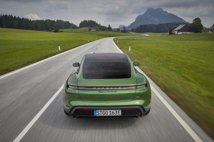 2020 Porsche Taycan turbo S 424