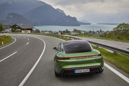 2020 Porsche Taycan turbo S 427