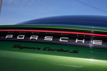 2020 Porsche Taycan turbo S 456