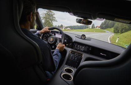 2020 Porsche Taycan turbo S 463