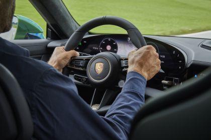 2020 Porsche Taycan turbo S 464