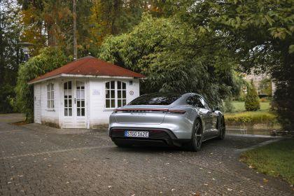 2020 Porsche Taycan turbo S 485