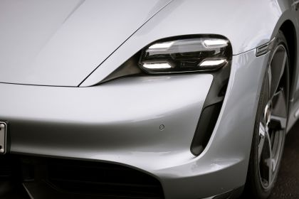 2020 Porsche Taycan turbo S 499