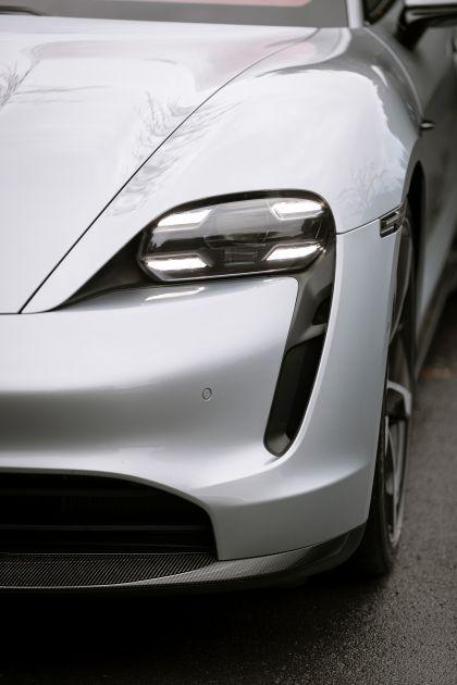 2020 Porsche Taycan turbo S 500