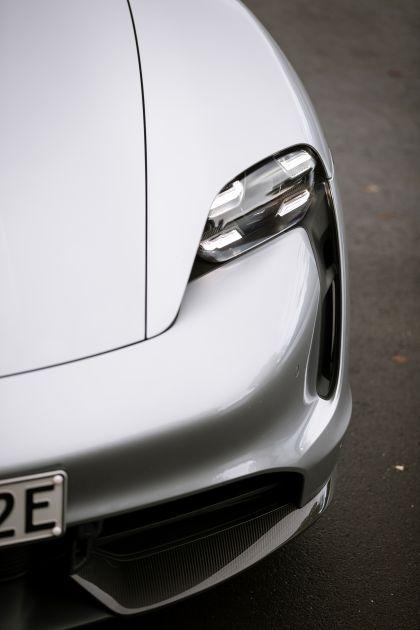 2020 Porsche Taycan turbo S 501