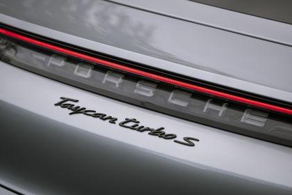 2020 Porsche Taycan turbo S 504