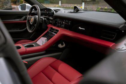 2020 Porsche Taycan turbo S 511